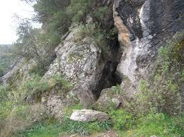 La cueva de las Celadas. Fuente