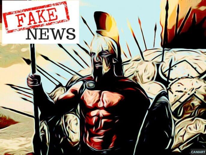 mentiras sobre Esparta