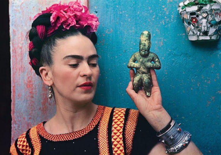 importantes pinturas de frida kahlo