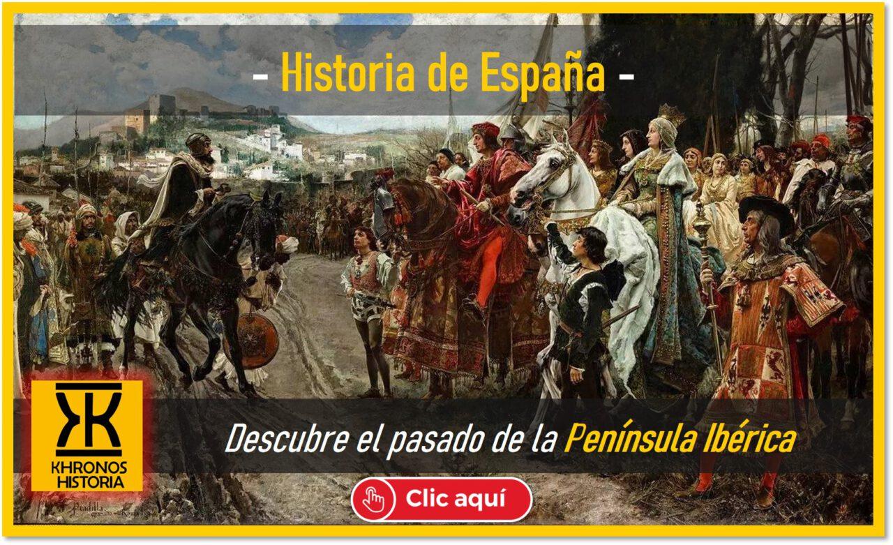 historias de españa y del mundo revista khronos historia española