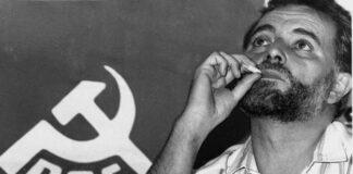 Julio Anguita el Califa Rojo del PCE español
