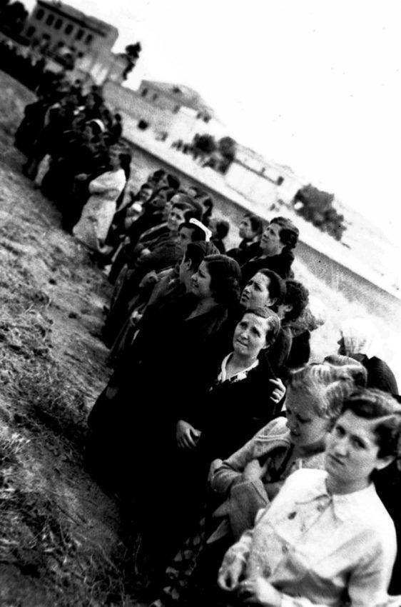 represion franquista mujeres republicanas