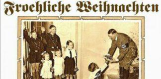 navidad en la alemania nazi