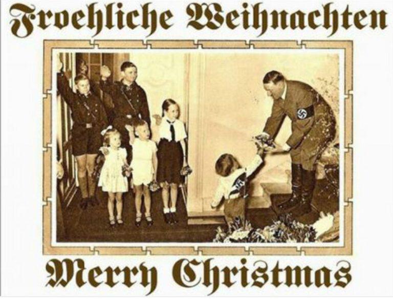 El espíritu navideño en medio de la guerra – La Navidad en la Alemania nazi