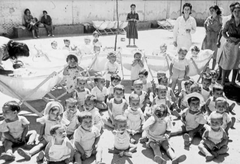 franquismo niños robados desaparecidos perdidos