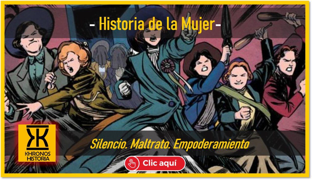historia de las mujeres e historias de la mujer