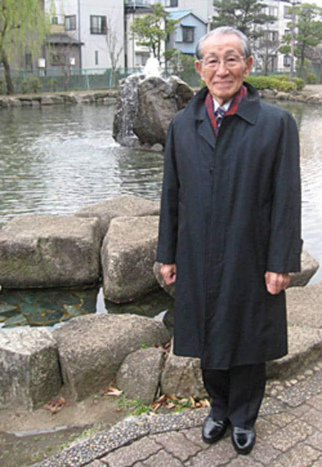 El viejo Onoda