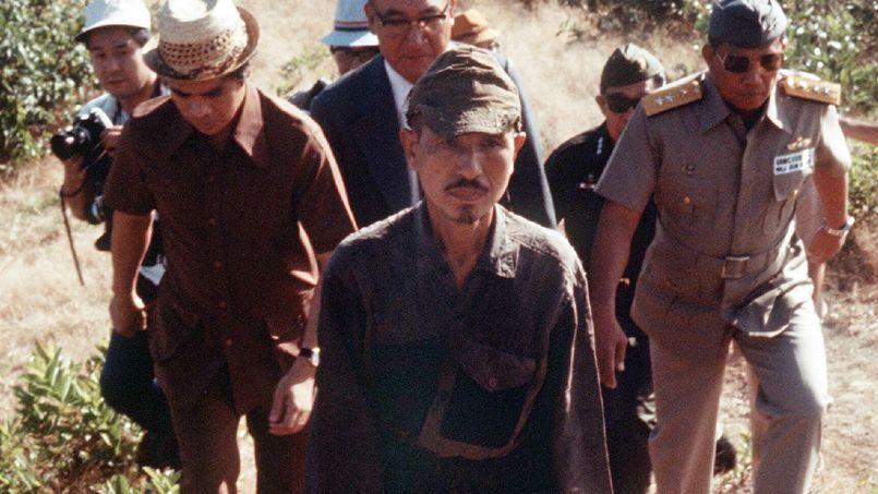 Hiroo Onoda película soldado japonés que siguió luchando en la Segunda Guerra Mundial