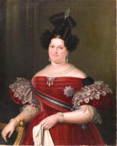 María Cristina de Borbón y Dos Sicilias