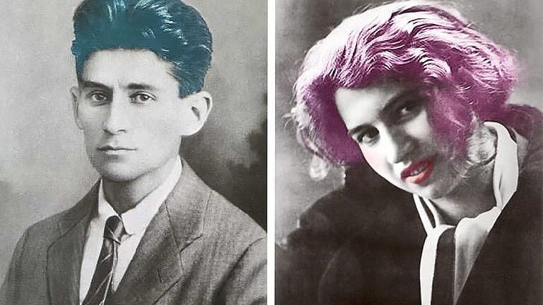 Biografía Franz Kafka y Dora Diamant