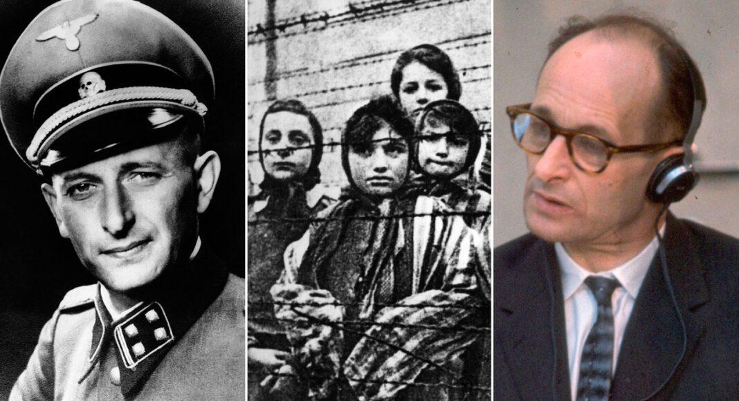 adolf eichmann en argentina captura mossad y juicio