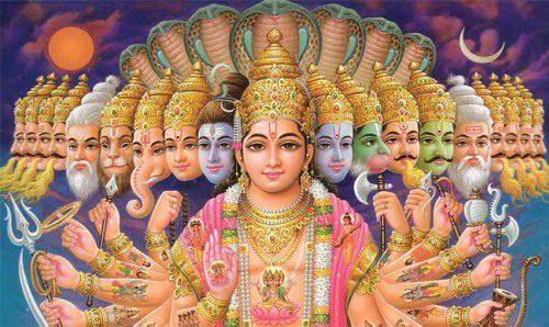 Avatares del destino – Las diferentes encarnaciones del dios Vishnú