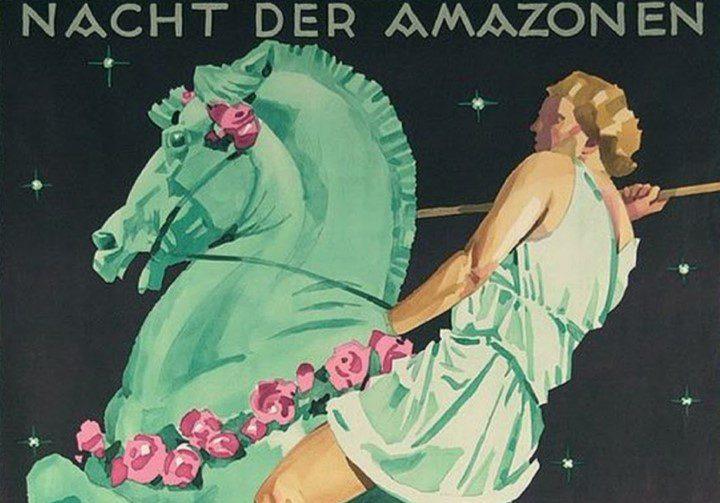 la noche de las amazonas nazis khronos historia