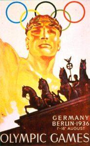 olimpiadas de berlin 1936 iii reich nazi