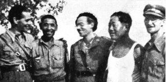 Chinos en la guerra civil española - brigadistas de Chinas