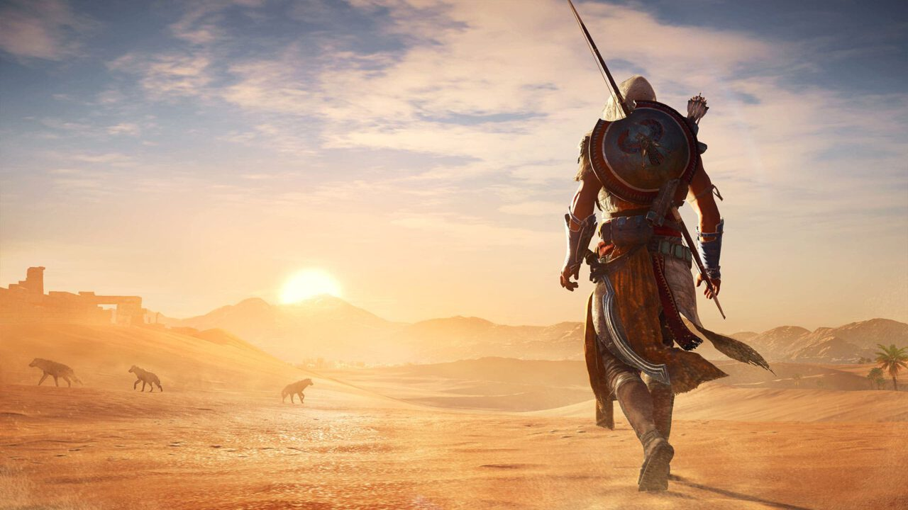 Asassin's Creed Origins Bayek de Siwa medjay