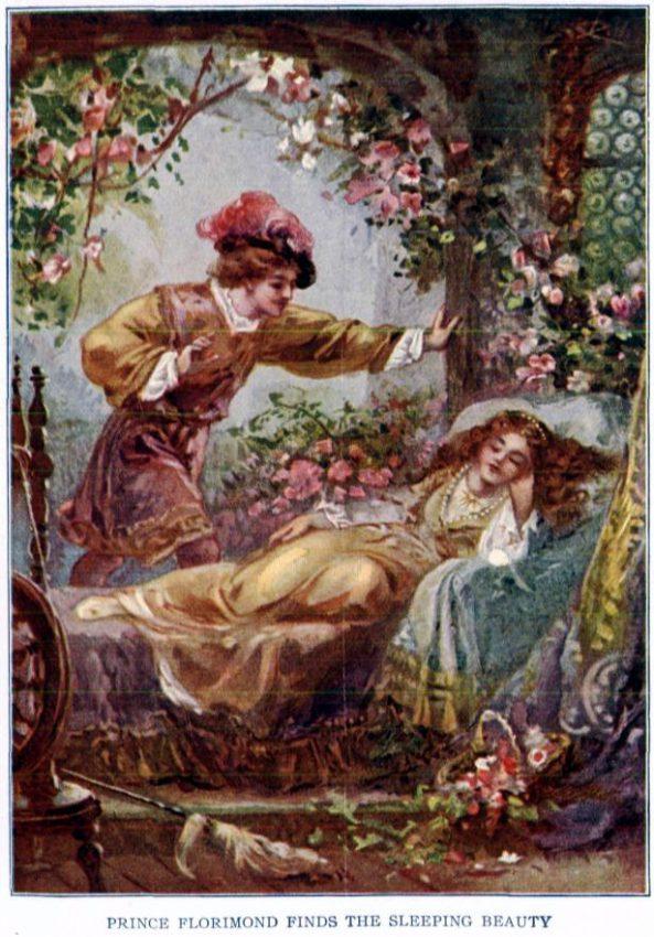 La Bella Durmiente - el origen de los cuentos