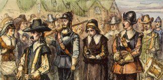 Anne Hutchinson - puritanos en Norteamérica