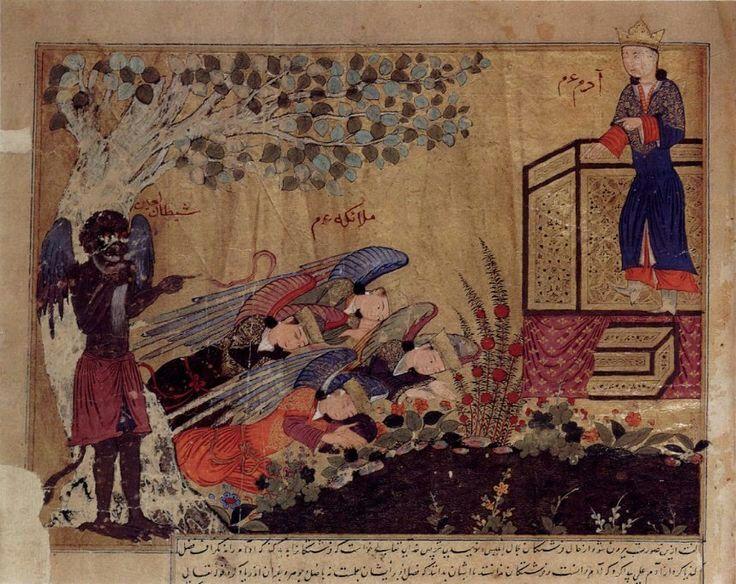 Iblís coran la historia de iblis en el islam