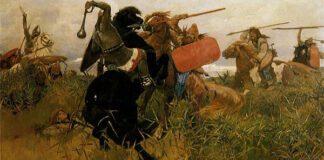 escitas orígen e historia de los guerreros de las estepas