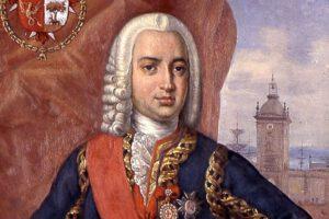 Zenón de Somodevilla y Bengoechea. Marqués de la Ensenada.