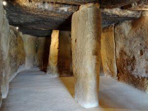 Dolmen de Menga - Megalitismo en Andalucía