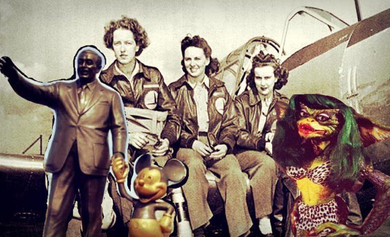 Fifinella: Princesas Disney, Gremlins y W.A.S.P en la Segunda Guerra Mundial