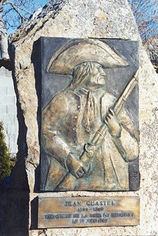 Jean Chastel 1767 bete du gevaudan