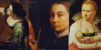 pintoras del Prado