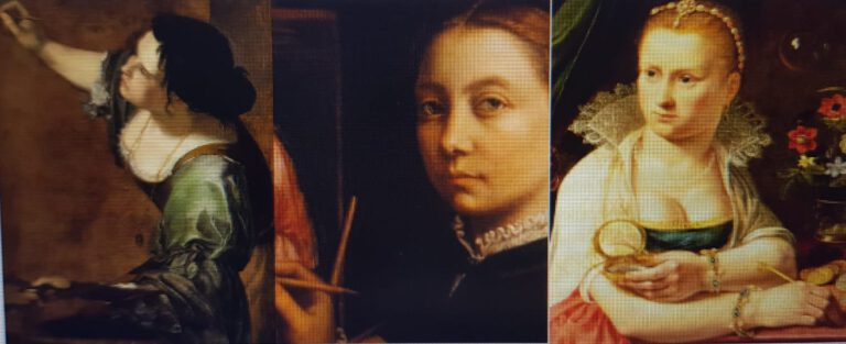 """Las """"privilegiadas"""" del Prado"""
