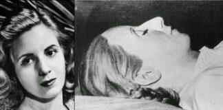 momia cadáver de evita perón