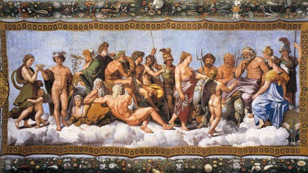 curiosidades sobre los dioses griegos