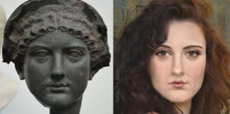 Agripina la Menor cómo sería