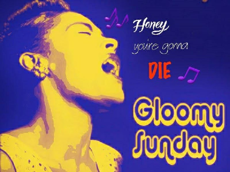 gloomy sunday billie holiday