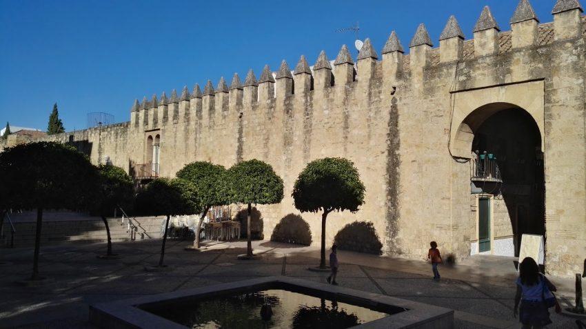 murallas musulmanas ciudades en al-Ándalus