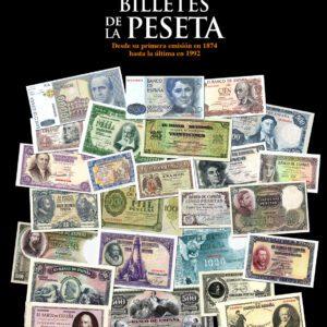 Todos los billetes de la peseta - portada