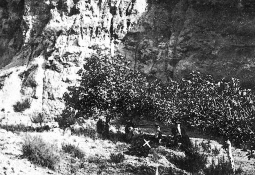 Barranco del Pilar Bernardo crimen de gador