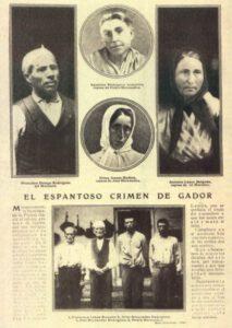El moruno Agustina curandera Francisco Leona Romero