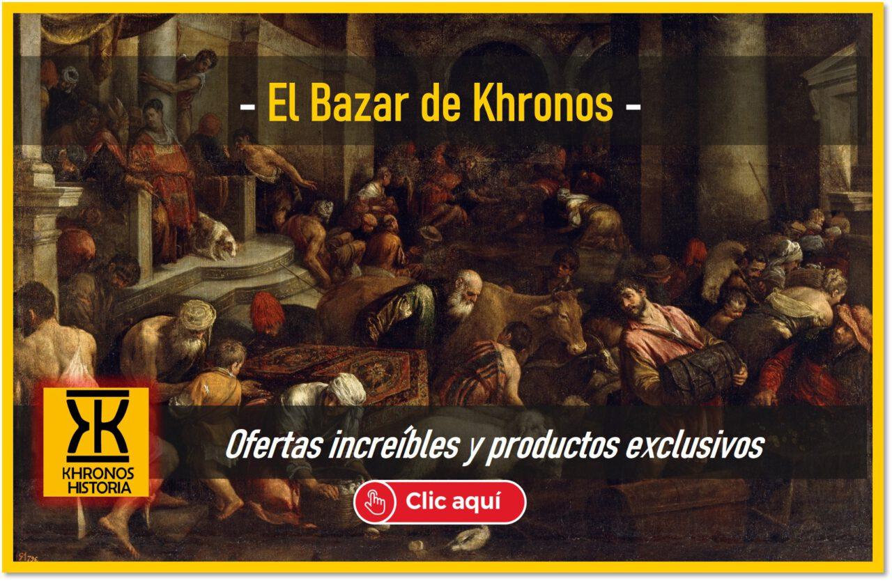 tienda de khronos historia