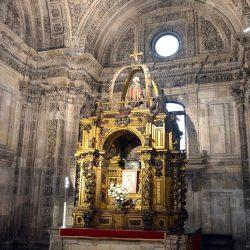 Baldaquino de Santa Eulalia en la Catedral de Oviedo