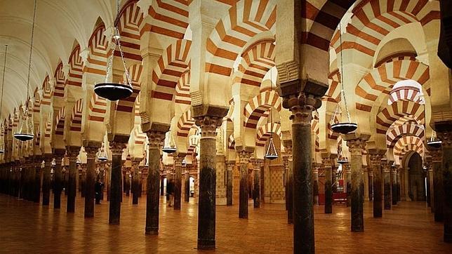 ciudades en al-Ándalus mezquita de Córdoba
