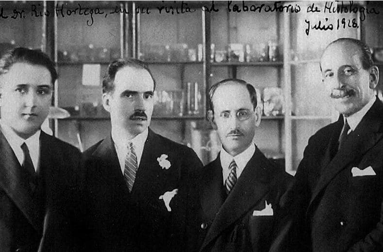 laboratorio Ramón y Cajal Buenos Aires exilio guerra civil franquismo