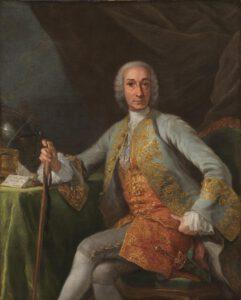Marqués de Esquilache Carlos III