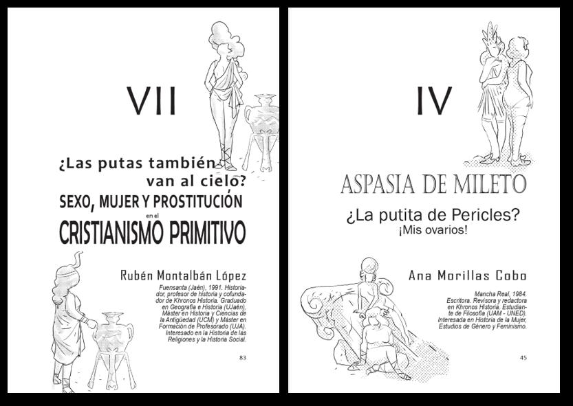 Ellas, las prostitutas - Historia de la Prostitución