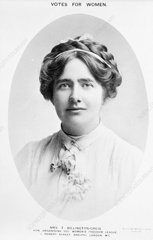 Teresa Billington