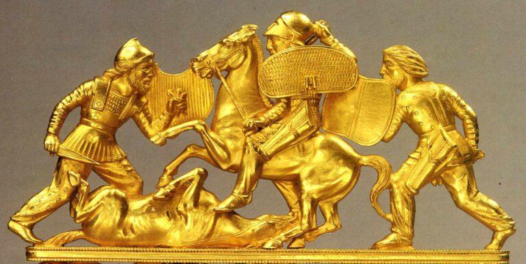 ¡A cubierto! Escitas, los arqueros de las estepas (Parte II): costumbres y sociedad