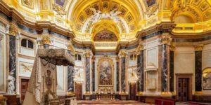 Capilla Real Grandeza española grandes de españa
