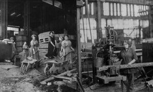 Mujeres en la I Guerra Mundial
