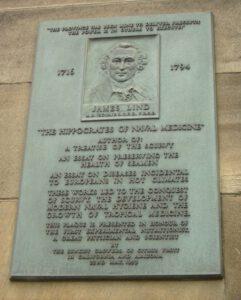 James Lind biografía