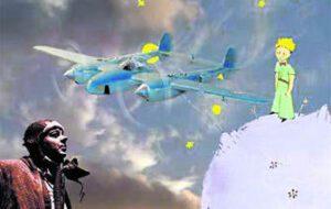 Antoine de Saint-Exupéry Lightning P-38